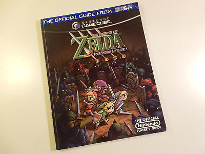 "Nintendo GameCube Spieleberater ""The Legend of Zelda Four Swords Adventures"""