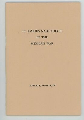 Mr Fancy Cancel Lt Dariums Nash Couch in the Mexican War 1977 Printing #1034
