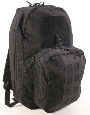 Blue Force Gear Jedburgh Pack Black DAP-PACK-05-BK 3 Day Assault Bug Out Bag