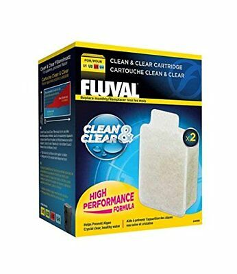 Fluval Carga Filtro Clean & Clear