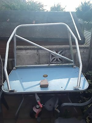 Pollished Alloy Show Cage / Roll Cage Vauxhall Nova Gte Sr Sri Gsi