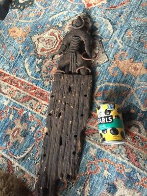 Namji Tribe African Carved Board - Early To Mid 1900s