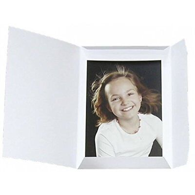 Daiber - 1x100 carpeta para retratos sprint-line 15x20 blanco
