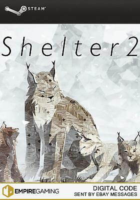 Shelter 2 PC / Mac / Linux (Steam Download Key)