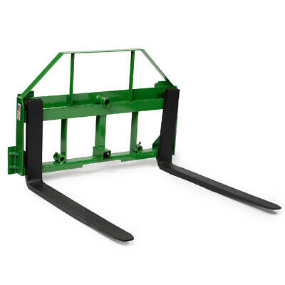 """UA Made in the USA 60"""" Fork Frame w/ Receiver, Spear Sleeves, and Headache Rack"""