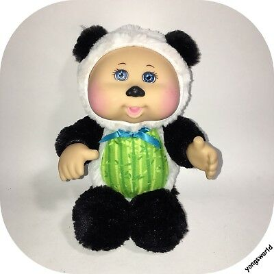 """Cabbage Patch Kids Cuties Collection Rainforest Friends Panda 9"""" Baby Doll"""