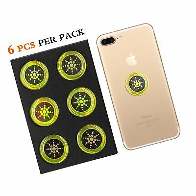 EMF Protection Shield Cell Phone Radiation Protector Sticker- EMF Neutralizer...