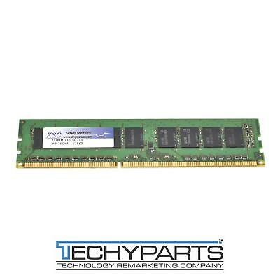 0A89461 8GB 1333MHz PC3-10600E Unbuffered Memory Lenovo ThinkServer TS130 TS430