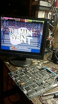 The Main Event Jamma Arcade Pcb !!!!working 4 Player!!!!