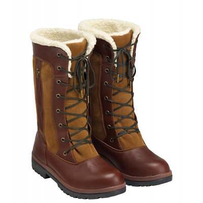CALDENE ESTATE COUNTRY Boots Brown