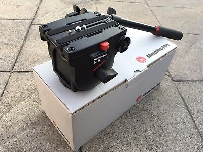 Manfrotto 516 Pro Fluid Head A Real Fluid Head