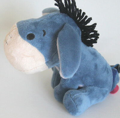 Disney World Baby Eeyore Plush with Detachable Tail Disneyland