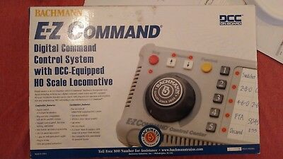 Bachmann E-Z Command DCC with Locomotive