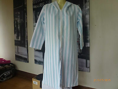 Terry towelling robe. Great for beach or pool. Brand New. Kids Sizes 6