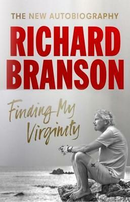 NEW Finding My Virginity By Richard Branson Paperback Free Shipping