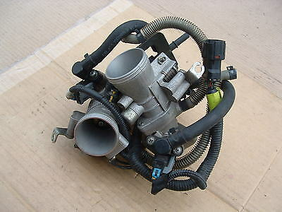 Hyosung Gt250 R Throttle Bodies + Injectors Good Cond