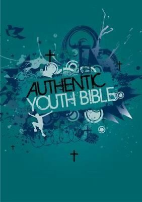 ERV Authentic Youth Bible Teal by Bible League International 9781860248191