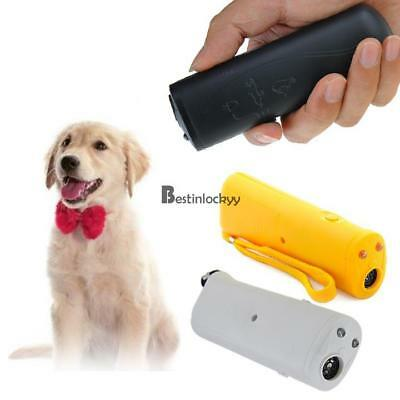 Ultrasonic Pet Dog Repeller Training Device Trainer Effective Dog BSTY