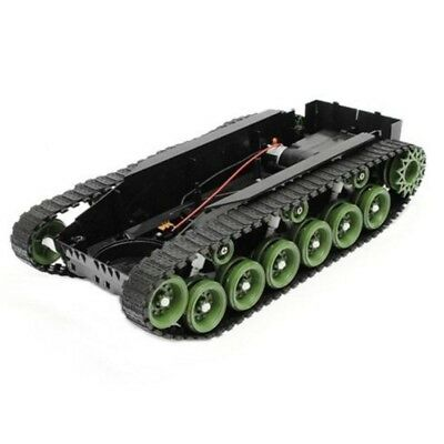 Damping Balance DIY Smart Robot Tank Chassis Platform Remote Control for Arduino