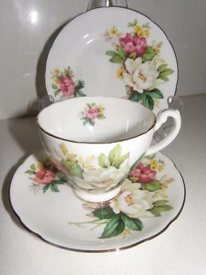 Beautiful Hammersley English Porcelain Trio - Cup, Saucer & Plate R.N C276