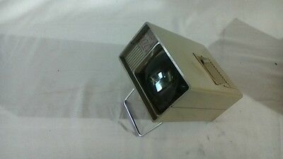 Vintage Paterson slide viewer lovely working viewer in original box