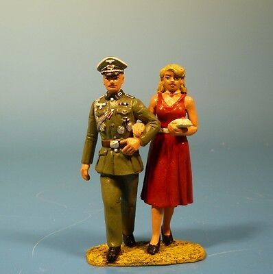 Orig. Lineol (Elastolin) - Wehrmacht - Spaziergang – 7cm Serie