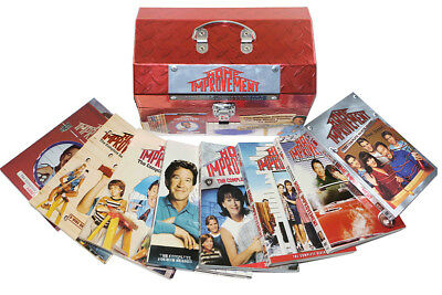 Home Improvement:The 20th Anniversary Complete Series Collection 1-8 DVD Box Set