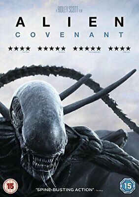 Alien Covenant [DVD] [2017] - DVD  4YLN The Cheap Fast Free Post