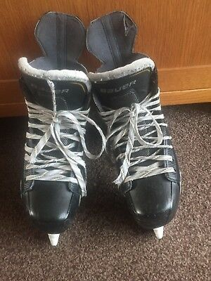 Ice Skate Hockey Boots 8.5 Bauer Supreme One.6