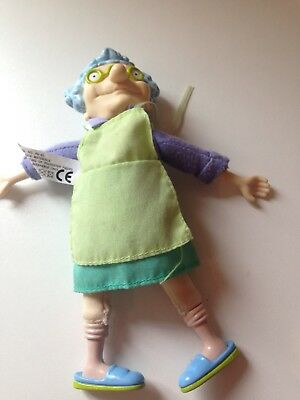 Rare 1997 Granny Doll Action Figure Rugrats