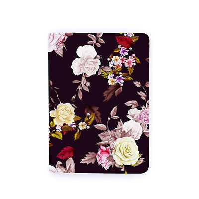 Flip  Case Cover For Amazon Kindle Touch 2016 Paperwhite Voyage Rose Flower