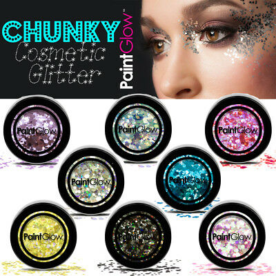 Chunky Festival Cosmetic Glitter by PaintGlow