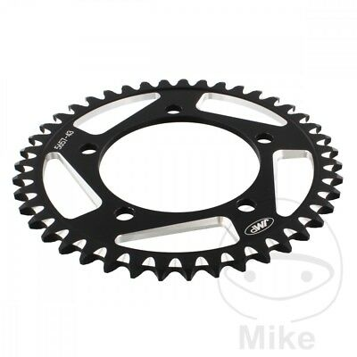 JMP Black Aluminium Rear Sprocket (43 Teeth) BMW S 1000 RR 2011