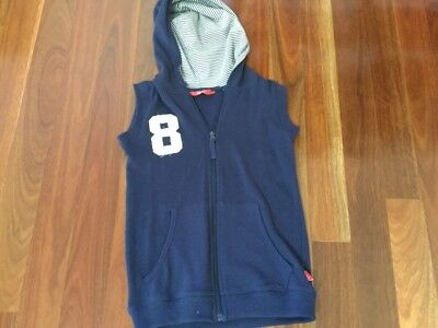 Boys Vest (To fit 7-8 yo)