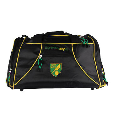 Official Norwich City Fc Holdall