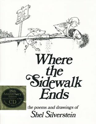 Where the Sidewalk Ends: The Poems and Drawings of