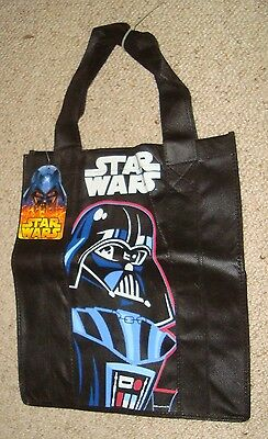 MINT NEW RARE BI-LO Special Edition STAR WARS DARTH VADER Reusable Shopping Tote