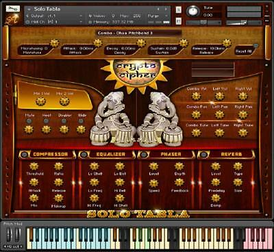 CCLA Tabla Loops - Tabla,Percussion,Drums Samples for KONTAKT