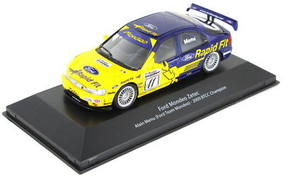 Ford Mondeo Alain Menu BTCC Champion 2000 1:43