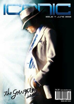 Michael Jackson Iconic Magazine Issue 7 (Includes Free Supplement)