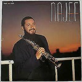 Najee - Day By Day - EMI-Manhattan Records - 1988 #751079