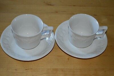 Bhs Lincoln Cup And Saucer X 2