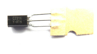 2SC2316 Marked C2316 Transistor TO-92L