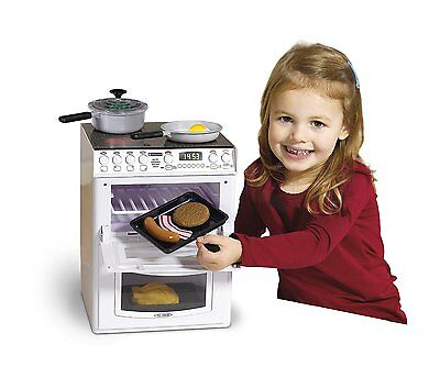 Casdon Hotpoint Electronic Cooker Oven Grill Kid Toy Role Play XMAS GIFT NEW