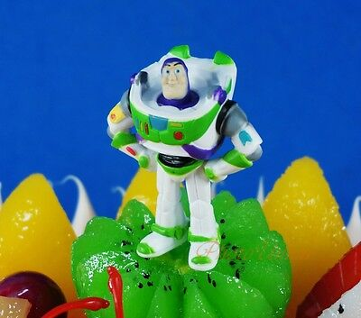 Disney Pixar Toy Story Buzz Lightyear Figure Cake Topper K1031