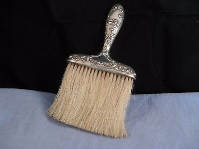 Antique Sterling Silver Gorham Clothes Brush 1901 Art Nouveau Vanity Grooming