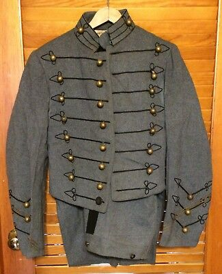 West Point Army Military Academy Cadet Uniform Tunic & Trousers 1920s Vintage