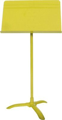 Manhasset MAN48-YL Symphony Colour Orchestral Music Stand – Yellow