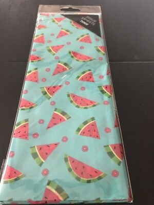 Watermelon Tissue Paper - Watermelon Tissue Paper Gift Wrap - 3 Sheets