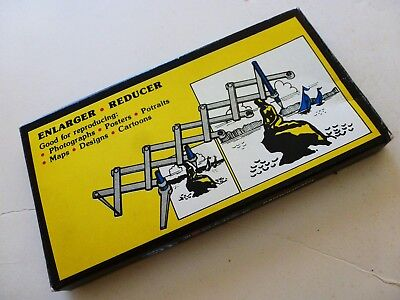 Edmark PANTOGRAPH Picture ENLARGER Reducer 1.25 to 5 Times NEW